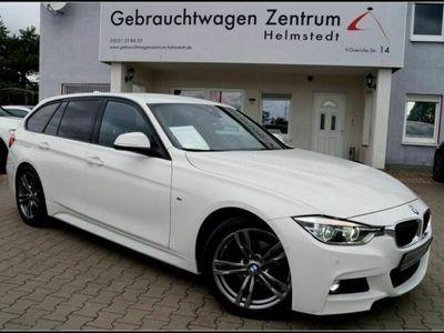 gebraucht BMW 318 d Touring EURO 6 M Sportpaket