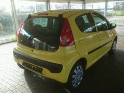 gebraucht Peugeot 107 4 Türer TÜV Neu Klimaanlage Servolenkung