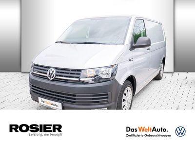 gebraucht VW Transporter Kasten 2.0 TDI Standhz. Navi Einparkh. Klima