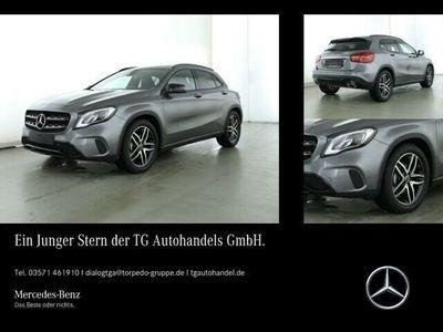 gebraucht Mercedes GLA200 URBAN LED+NAVI+NIGHT+KAMERA+SHZ+TEMPOMAT