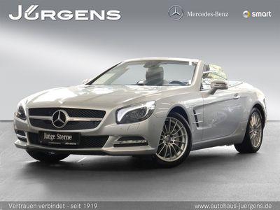 gebraucht Mercedes SL350 Comand/ILS/HK/Park-P/Sitzklima/Airscarf