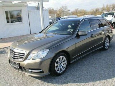 gebraucht Mercedes E300 Neu T CDI DPF BlueEFFICIENCY 7G-TRONIC Avantga