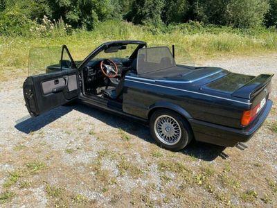 gebraucht BMW 325 Cabriolet E30 i (Bj. 1991 Erstzulassung 1992)