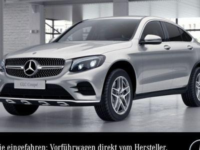 gebraucht Mercedes GLC250 Cp. 4M AMG Sportpak ILS LED AHK Kamera PTS