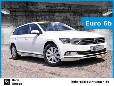 gebraucht VW Passat Variant Trendline 1.4TSI Klima Radio ZV