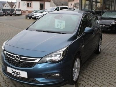 gebraucht Opel Astra 1.6 Turbo Start/Stop Active