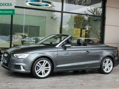 gebraucht Audi A3 Cabriolet S-tronic S line sport plus