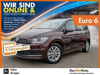 gebraucht VW Touran Comfortline 1.5TSI EU6 Comf 7-Sitzer Navi Sitzh PDC