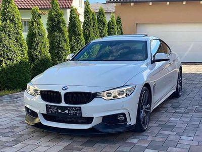 gebraucht BMW 425 4er Coupe Aut. Sport Line