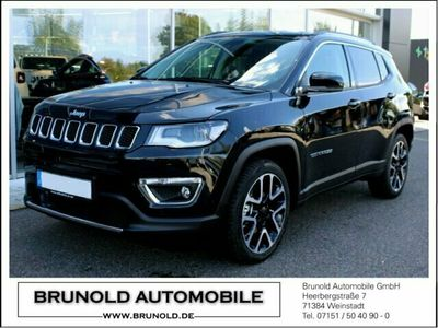 gebraucht Jeep Compass Limited 1.3 GSE 150PS DCT