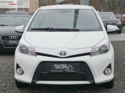 käytetty Toyota Yaris 1.5 Edition 2014 Klima Einparkhilfe