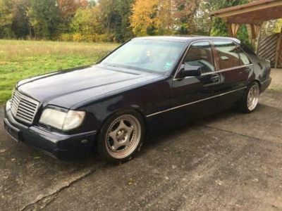 used Mercedes 600 SEL W140 V12 408PS Vollausstattung!!!