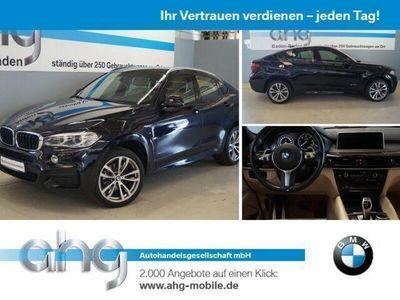 gebraucht BMW X6 xDrive30d M Sportpaket Komfortsitze PDC