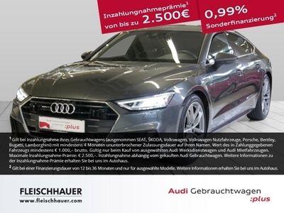 gebraucht Audi A7 Sportback 50 TDI quattro 3.0 S line NAVI ACC
