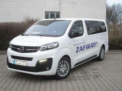gebraucht Opel Zafira Life -L- Edition 2.0 D