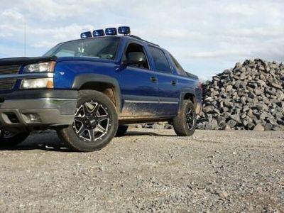 gebraucht Chevrolet Avalanche