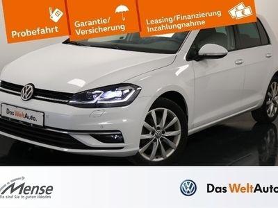 gebraucht VW Golf VII 1.5 TSI Highline LED Navi Business SHZG