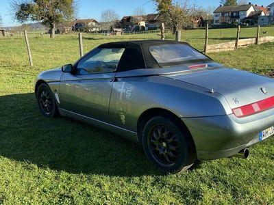 gebraucht Alfa Romeo Spider AlfaZahnriemen neu Elektrisches Ve... als Cabrio/Roadster in Weilheim