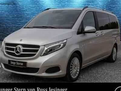 gebraucht Mercedes V250 d EDITION Lang / Distronic / LED / 7 Sitze Navi
