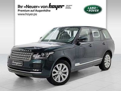 gebraucht Land Rover Range Rover SDV8 Vogue (LWB)