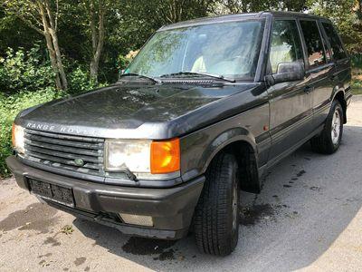 gebraucht Land Rover Range Rover 4.6L,LPG/Benzin,Vollleder,AHK,TÜV