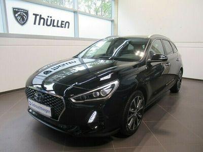gebraucht Hyundai i30 Kombi 1.4 T-GDI Premium, Keyless, Navi, Shz