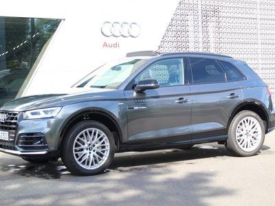 brugt Audi Q5 45 TDI quattro Tiptronic S line competition Pan
