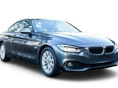 gebraucht BMW 420 Coupè ADVANTAGE*STEPTRONIC*/LED/UPE:48