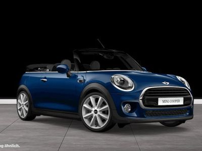 gebraucht Mini Cooper Cabriolet Chili LED Tempomat Klimaaut. Shz