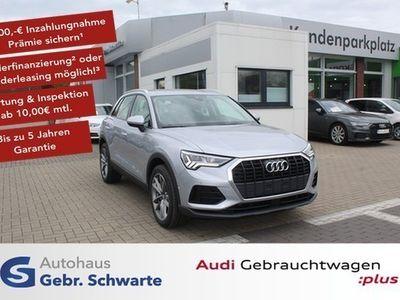 gebraucht Audi Q3 35 TDI S-tronic MatrixLED Navi Shzg PDC