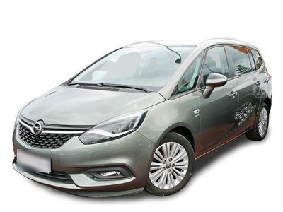 gebraucht Opel Zafira ACTIVE NAVI BLUETOOTH KLIMA SITZHZG ALU
