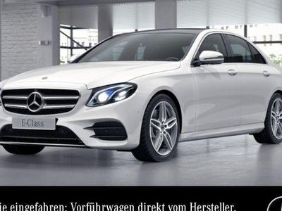 gebraucht Mercedes E400 4M 360° COMAND Distr+ ILS LED AHK Memory