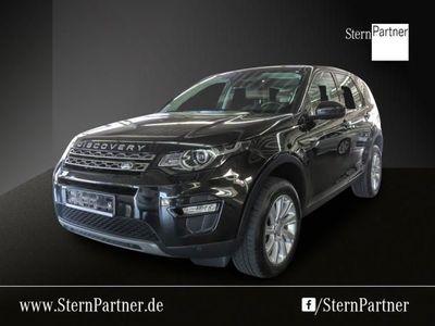 gebraucht Land Rover Discovery Sport SE +NAVI+XENON+PANORAMA+SHZ+AHK