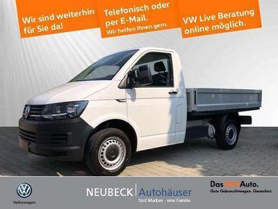 gebraucht VW Transporter T6Einzelkabine kurzer Radstand 2.0 ZV