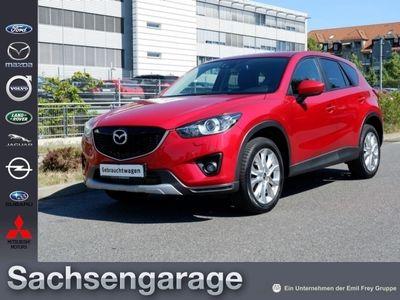 gebraucht Mazda CX-5 2.2 SKYACTIV-D AWD Aut. Sports-Line Xenon
