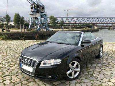gebraucht Audi A4 Cabriolet / 2,7l TDI / Getriebe überholt