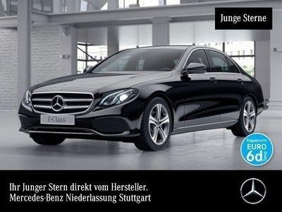 gebraucht Mercedes E220 4M Avantgarde Fahrass LED Kamera PTS Sitzh
