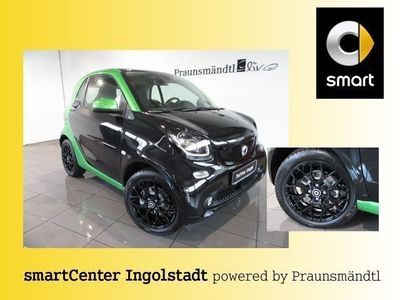 gebraucht Smart ForTwo Electric Drive coupé prime (Cool&Media)