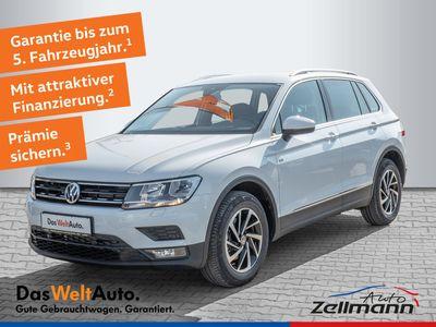 käytetty VW Tiguan JOIN 2.0 110 TDI 6-Gang-Schaltung AHK. Navi. Wireless RSE App.