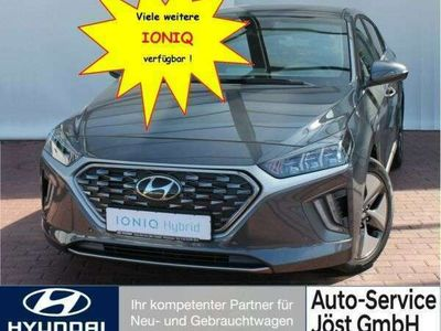 gebraucht Hyundai Ioniq Neu 1.6l GDi HYBRID Premium-NAVI-KAMERA