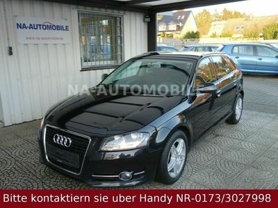 gebraucht Audi A3 Sportback 2.0 TDI Ambition/Navi,6-gang,Klima als Kombi in Langenfeld
