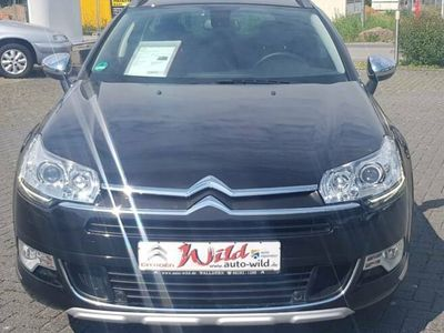 used Citroën C5 CrossTourer HDi 165 6-Gang