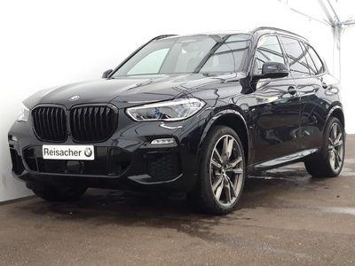 gebraucht BMW X5 M50d A