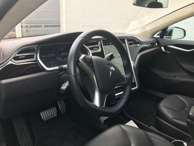 gebraucht Tesla Model S P85 Performance Panorama-Glasdach