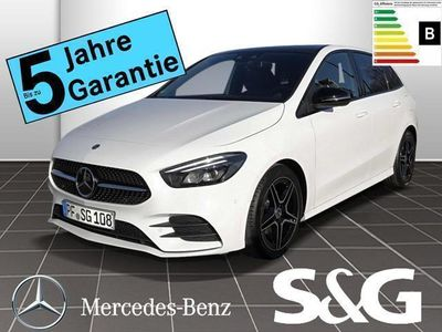 gebraucht Mercedes B200 AMG-Line NIGHT/LED/Pano/Fahrassist/AMG18/