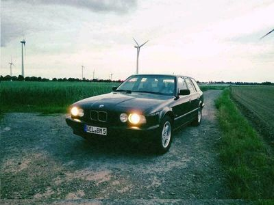 gebraucht BMW 518 E34 i Touring HU 05/22 als Kombi in Kalkar