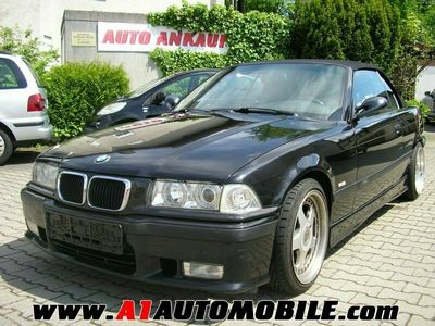 gebraucht BMW 328 Cabriolet i M Paket Sport Edition