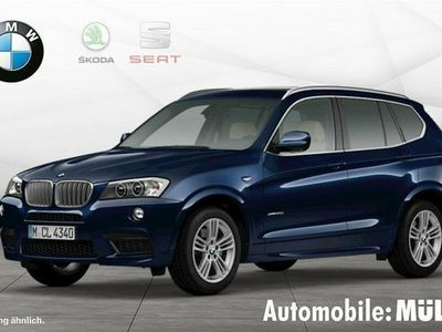 gebraucht BMW X3 xDrive30d
