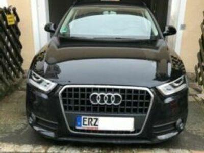 gebraucht Audi Q3 2.0 TDI 1. Hand, Garagenfahrzeug, Scheckheft