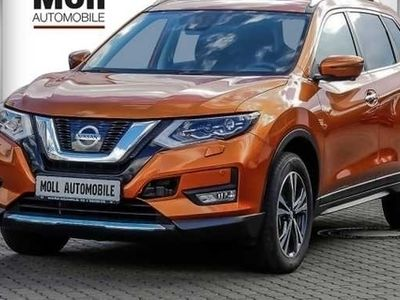 brugt Nissan X-Trail 2.0 dCi ALL-MODE 4x4i Xtronic N-Connecta 5-Sitzer